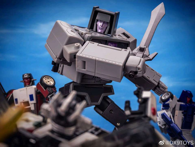 DX9 TOYS - ATILLA - D14 - CAPONE/3rd Party Motormaster