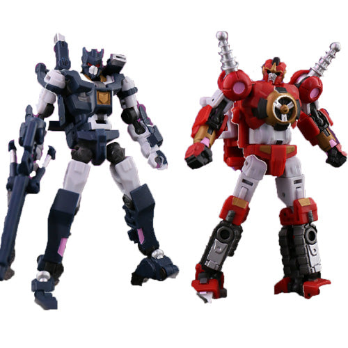 IRON FACTORY - IF-EX32 IF-EX33 - PHECDA & MIZAR - SPIRITS OF THE D.E.C.