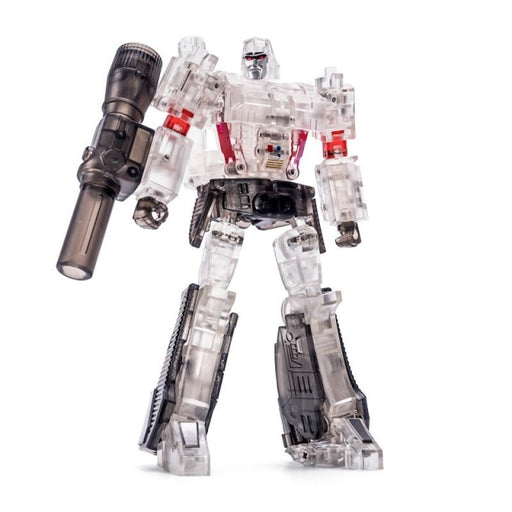 NewAge H9T Agamemnon Megatron Clear Version