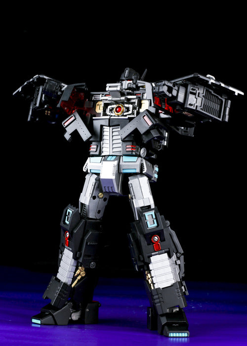 GENERATION TOY - GT-03 IDW NOIR OP EX - BLACK NEMESIS VERSION LE