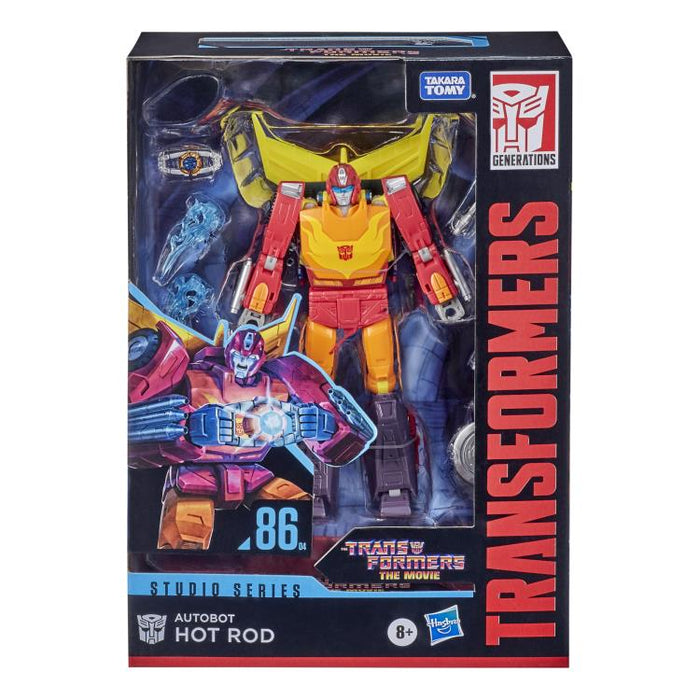 Transformers Studio Series 86 Voyager Hot Rod