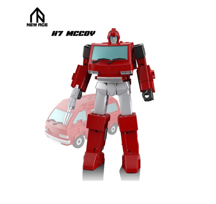 Newage - NA H7 - Mccoy/3rd Party Ironhide