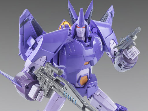 X-Transbots MX-3+ Eligos Cyclonus Metallic Version