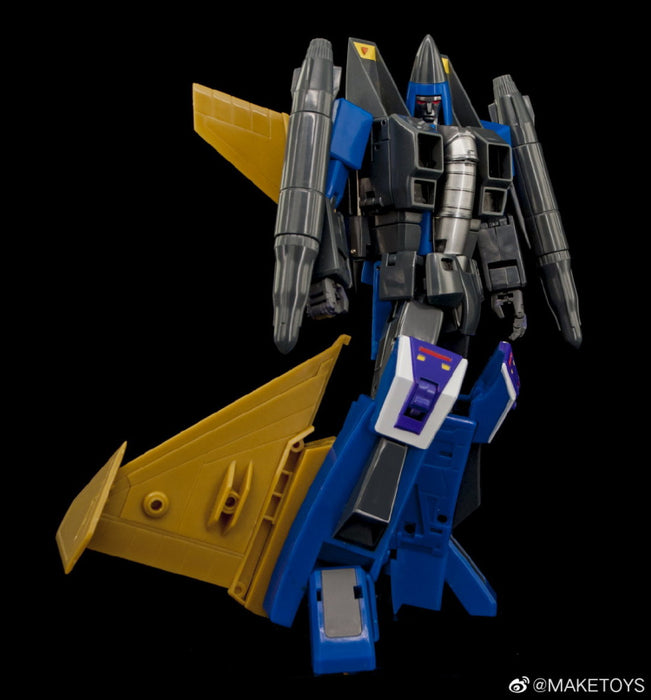 Maketoys - MTRM-15 - Endgame/3rd Party MP Scaled Dirge