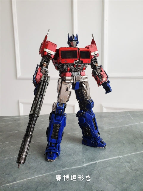 ToyWorld TW TW-F09 Freedom Leader Bumblebee Movie Optimus Prime OP Deluxe Version