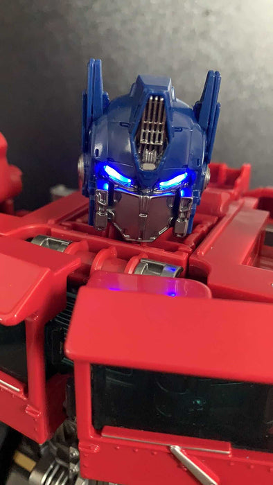 Weijiang - SS38 - Optimus Prime - Oversized Prime