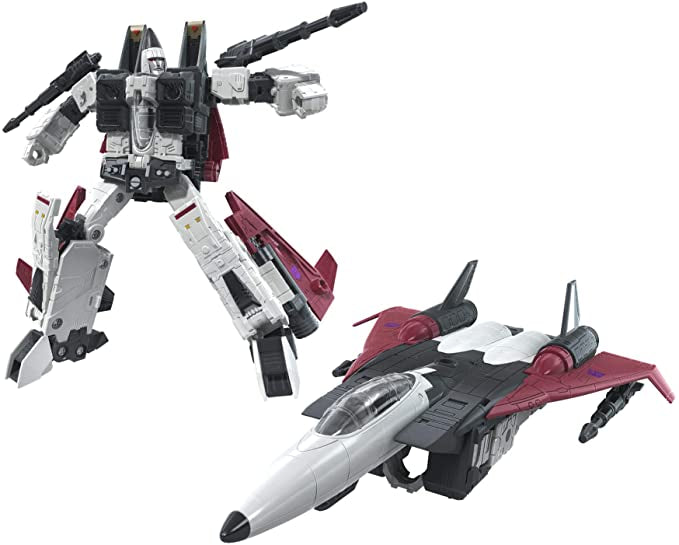 Transformers War for Cybertron: Earthrise Voyager WFC-E27 Seeker Elite 2-Pack