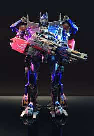 Black Mamba BMB LS-03F LS03F Commander Leader Optimus Prime OP Oversized MPM-04 Improved Version