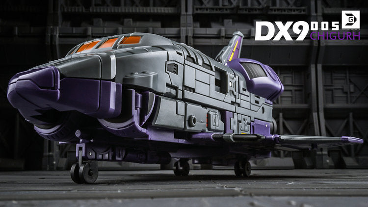 DX9 - D05 - Chigurh - Reissue/3rd Party Astrotrain