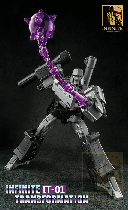 Infinite Transformation IT01 Mightron ko  MP36 Megatron