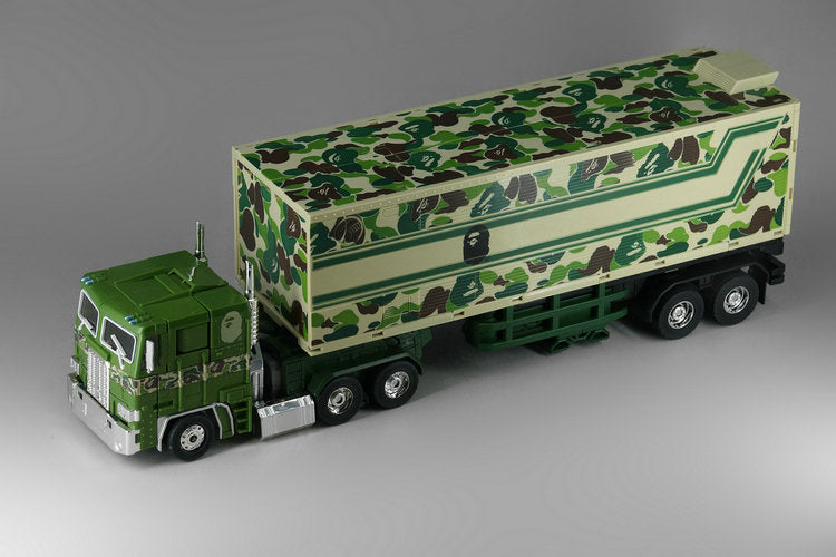 KO - MP10A - OP Bape Version - 4th Party Bape Prime w/trailer