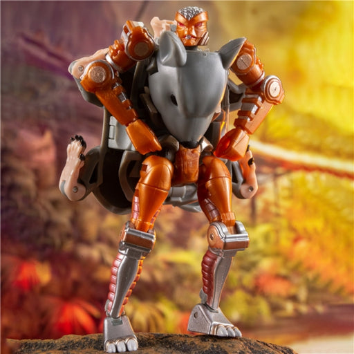 Transform Element TE MM-002 MM002 Mouse - Transformers Beast Wars BW Legends Scale Rattrap