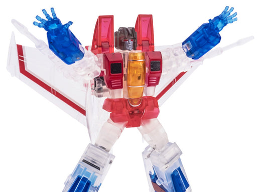 NA H13T Lucifer (Transparent Ver.) Ghost Starscream
