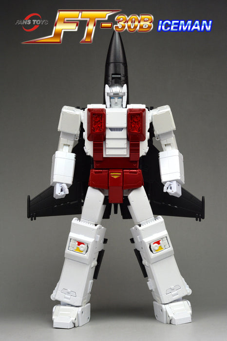 FansToys FT-30B Iceman/3rd Party Air Raid - Only available to the Australian Market