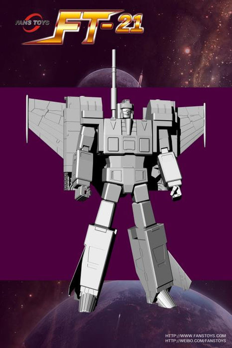 Preorders - Fans Toys - FT-21 - Berserk/3rd Party Blitzwing