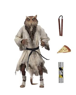"Teenage Mutant Ninja Turtles - 7"" Scale Action Figure – Splinter"