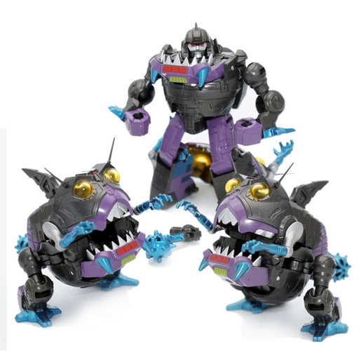 MechFansToys MFT MF26 Sharkticons Set of 3
