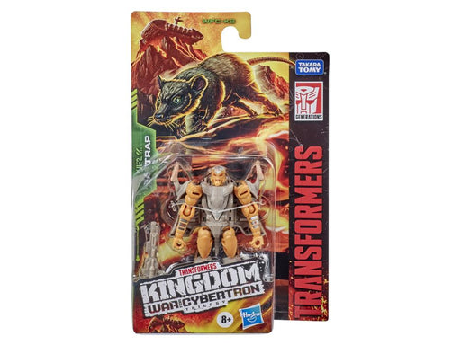 Transformers War for Cybertron: Kingdom Core Rattrap