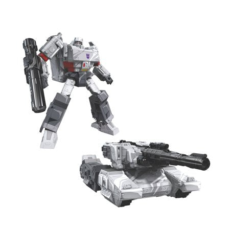 TRANSFORMERS WAR FOR CYBERTRON: SIEGE VOYAGER CLASS CLASSIC ANIMATION MEGATRON