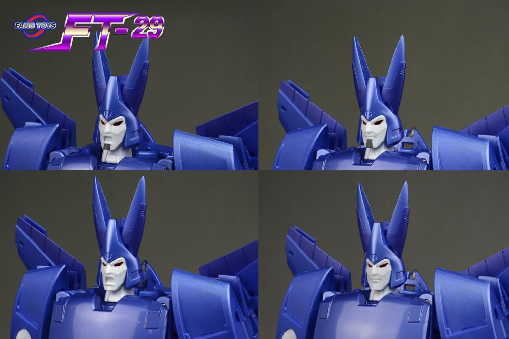 Fans Toys - FT-29 - Quietus/3rd Party Cyclonus