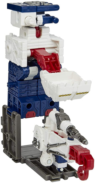 Transformers Generations War for Cybertron Galactic Odyssey Collection Botropolis Rescue Mission 6-Pack