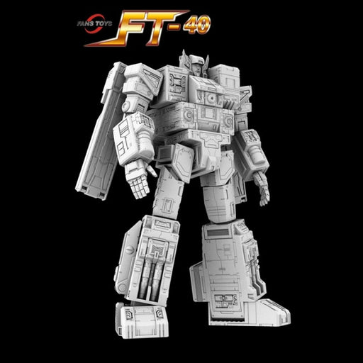 Fanstoys FT40A (MASTERPIECE FORTRESS MAXIMUS) - please see notes