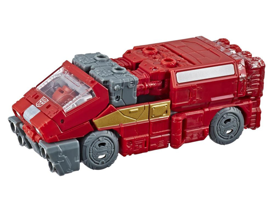Transformers War for Cybertron: Siege Deluxe Ironhide