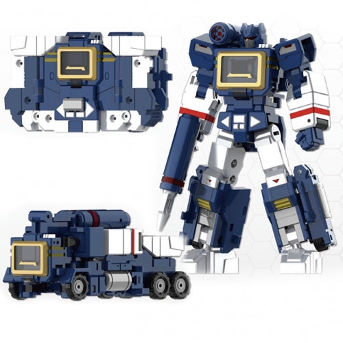 IRON FACTORY - IF-EX41 SONICWAVE/3rd Party Soundwave