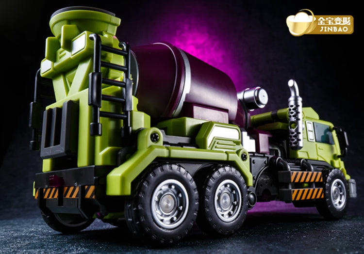 JINBAO - DF Builder - 2013B boxset - Enlarged size - KO GT Gravity Builder
