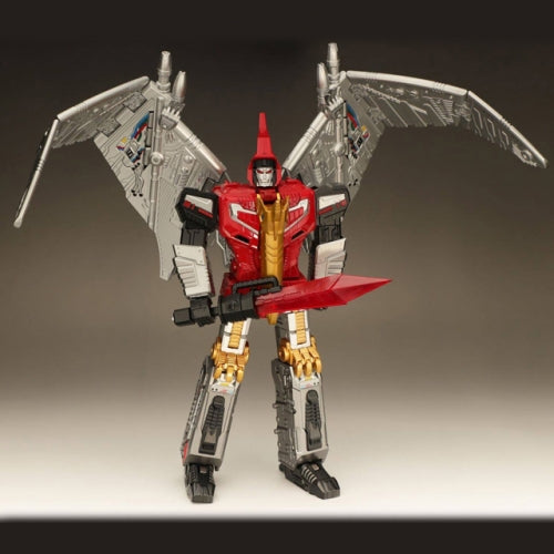 GigaPower GP HQ-05 Gaudenter Red Metallic Version/3rd Party Swoop