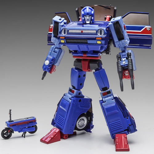 X-TRANSBOTS - MX-17 SAVANT/3rd Party Skids