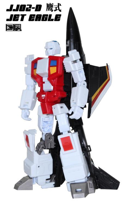 Jujiang JJ-02 Jet Commander Combiner/Superion - Set of 5