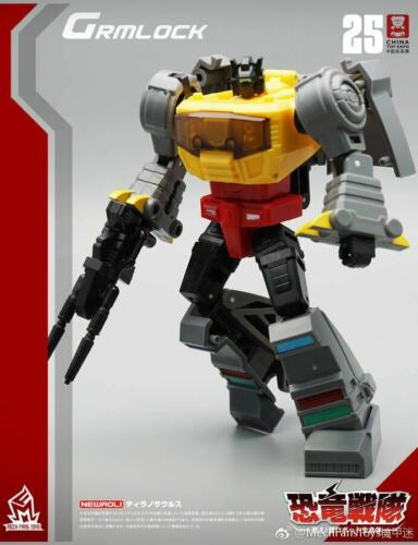 MechFansToys MFT MF25N Grimlock Dinobot Comic Version