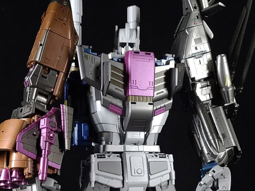 Zeta Toys ZT ZA07 Bruticon/ 3rd Party Bruticus - Metallic version