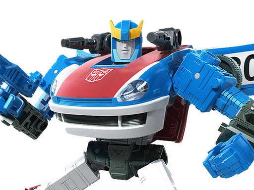 Transformers War for Cybertron: Earthrise Deluxe Smokescreen