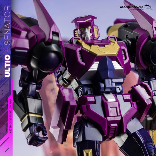 Mastermind Creations Reformatted R41 Ultio TFcon DC 2019 exclusive