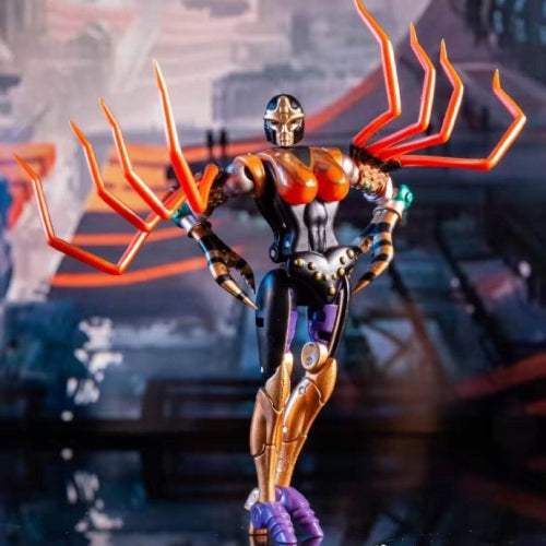 TransformElement TE MM01 Blackarachnia