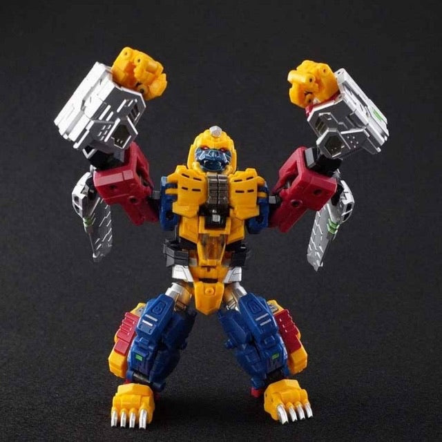 Iron Factory IF EX43 Primal Commander Optimus Primal