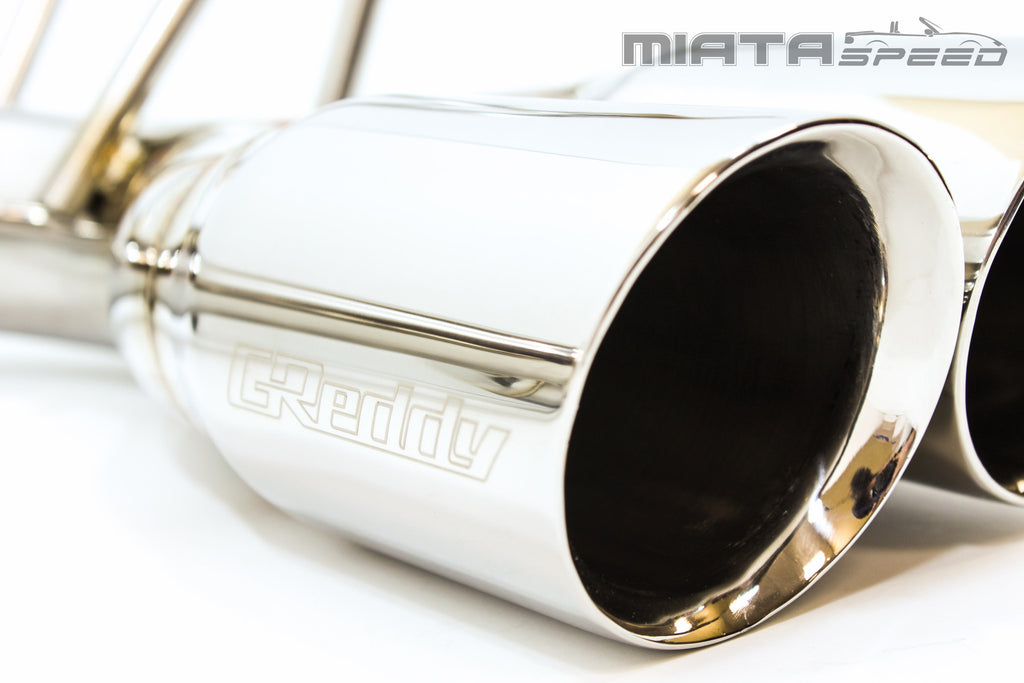 Greddy Supreme SP Exhaust Review - 2016+ Mazda MX-5 Miata