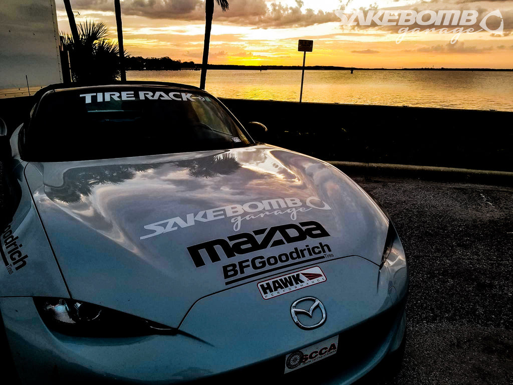 Ian Stewart / SakeBomb Garage ND MX-5 Takes the SCCA STR Solo National Championship!