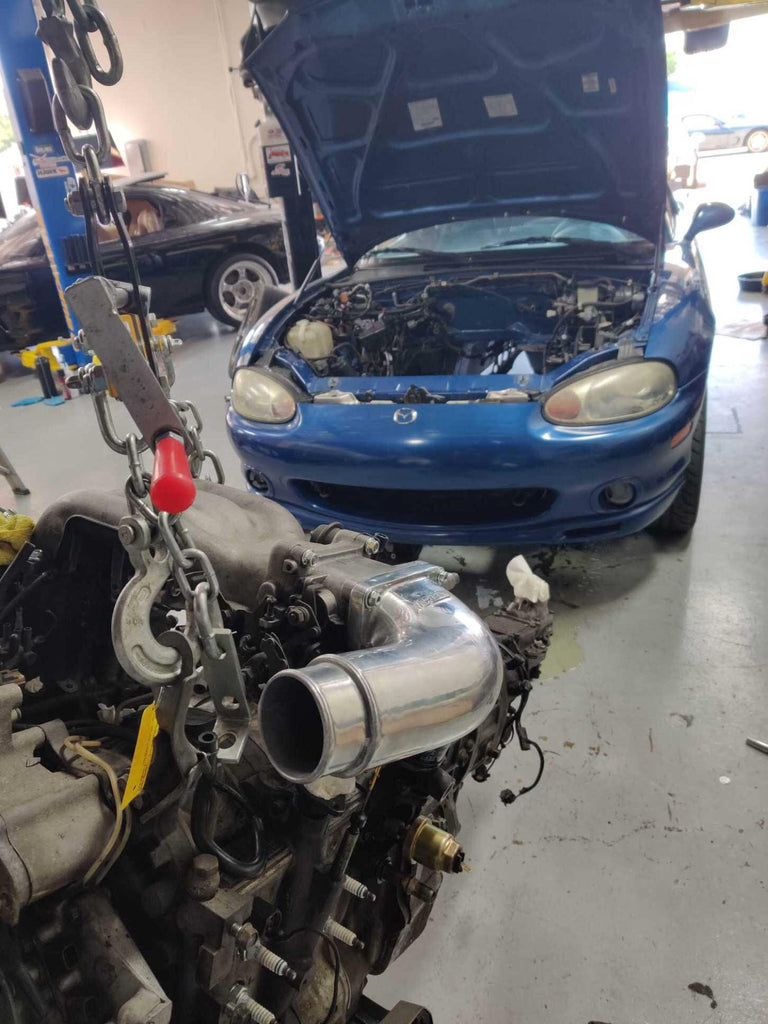 Miata Rotary Engine Swap