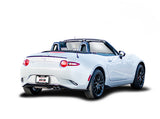 Borla S-Type Axle-Back Exhaust (ND Miata) - Miataspeed