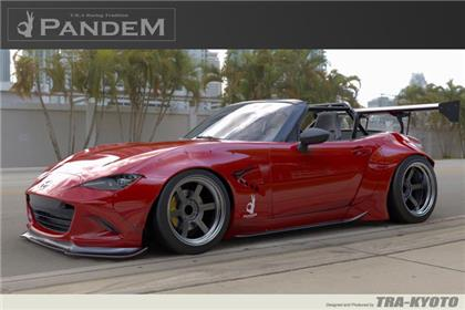Rocket Bunny Miata ND Full Kit - Miataspeed