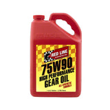 Red Line 75W90 Gear Oil - Miataspeed