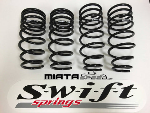 Swift Spec-R Springs for 2016+ Miata ND MX-5
