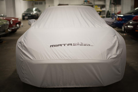 MiataSpeed Weathershield Car Cover (ND) - Miataspeed