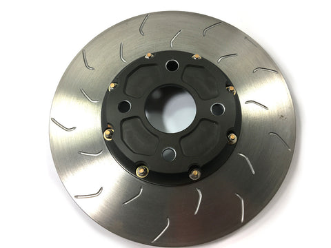 2-Piece Sport Rear Brake Rotor (ND Miata) - Miataspeed
