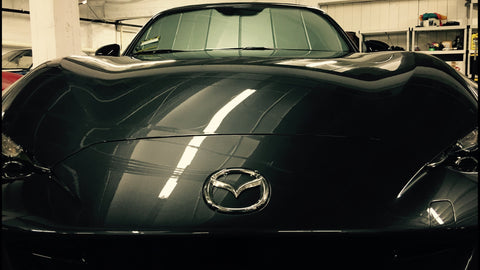 Windshield Sun Shade (ND) - Miataspeed