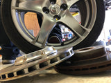 2-Piece Sport Front Brake Rotor Upgrade (ND Miata) - Miataspeed