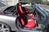 Miataspeed Fire Extinguisher Seat Mount - Miataspeed